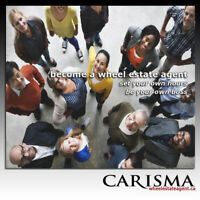 Become a Carisma Wheel Estate Agent and be your own boss.