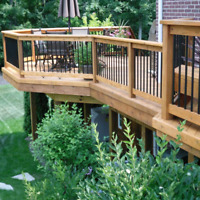Decking and Fenching for Summer 2019