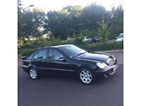 Mercedes-BenzC230 2.5 7G-Tronic2006MY Elegance SEPetrol&LPG KIT,3 month warranty