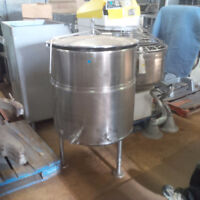 Cleveland 60 Gallon Steam Kettle