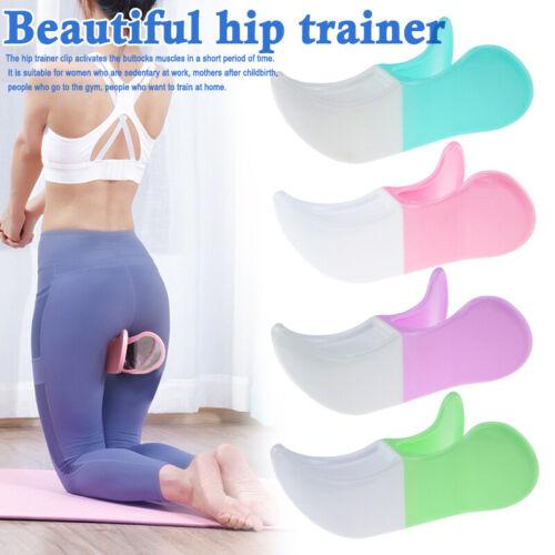 Pelvic Floor Muscle Inner Thigh Exerciser Hip Trainer Training Fitness Tool P2