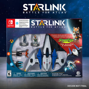 Starlink: Battle for Atlas + accessories for Nintendo Switch