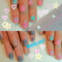 Nail parties for Special Events