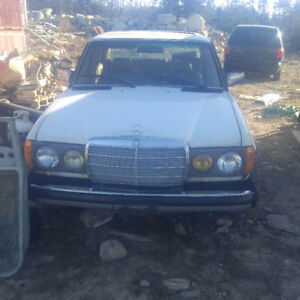 two or one 1983 Mercedes-Benz 300-D Turbodiesel for sale