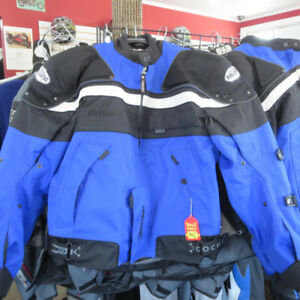 Joe Rocket Ballistic Textile Motorcycle Jacket RE-GEAR Oshawa