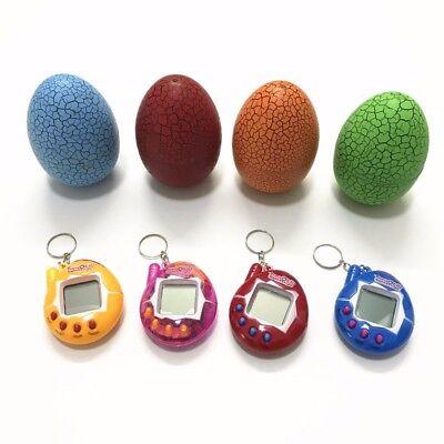 Kids Xmas Gift 1Pc Tamagotchi Electronic Pets Toys Dinosaur Egg Education Toy US