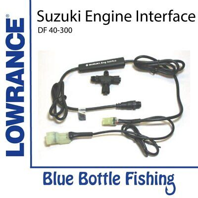 Suzuki Outboard Engine Interface Cable - 2008 to 2012