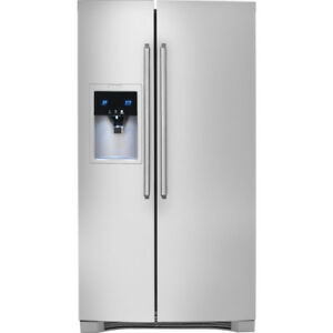 Frigidaire 36in 22.cuft Counter-Depth Side-By-Side Refrigerator