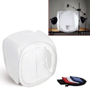 """Product Photography Lighting Set with 30"""" Tent"""