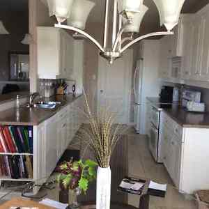 Kitchen Counter Tops, Sink and Faucet
