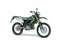 RIEJU MRT 50 PRO - YAMAHA-MENARELLI AM6 MOTOR - SUPERMOTO - ENDURO