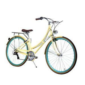 BRAND NEW Lady's Bike, 7 Speed, SUPER NICE!! Yellow or Blue