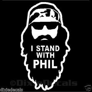 Stand-with-Phil-Robertson-Duck-Dynasty-Star-White-Decal-Window