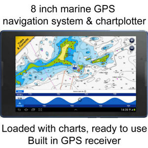 "Navionics HD marine chartplotters = 8 to 10"" screen size +++"