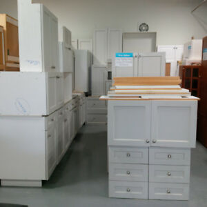 Large Heather Grey kitchen(no counter top) for only $1200!