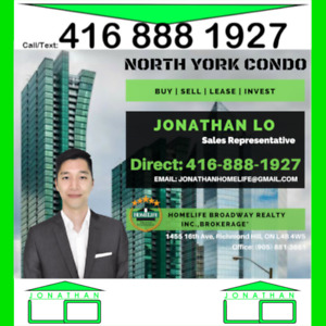 ***ARE YOU LOOKING FOR A REAL ESTATE AGENT? NORTH YORK TORONTO**