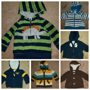 Baby hoodies 3-6M size $3 each