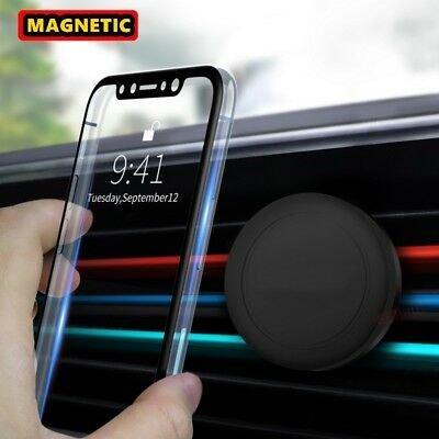 Universal 360 Degree Magnetic Car Mount Dashboard Air Vent Holder For Cell Phone