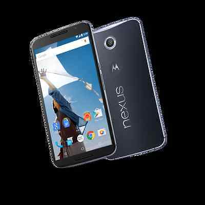 Nexus 6 XT1103 (Latest Model) - 32GB - AT&T Blue (Unlocked) Smartphone 9/10