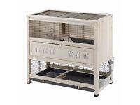 guinea pig?rabbit indoor pine cage