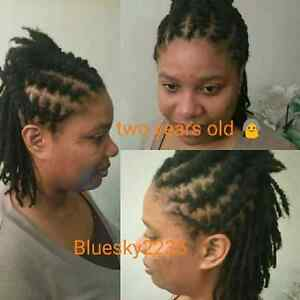 Dreadlocks and sisterlocks experts, Torontostylist, Scarboroughs