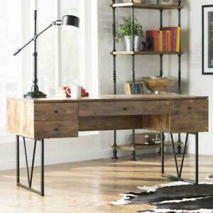 Trent Austin Design: Granite 4 Drawers Writing Desk