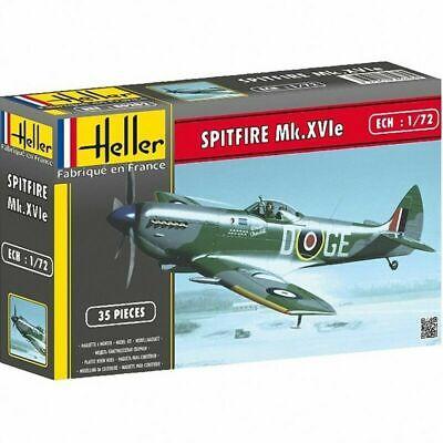 Heller 1/72 Spitfire Mk.XVIe Kit