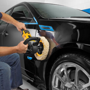 Swirl, Scuff, and Scratch Removal. Mobile Paint Polishing
