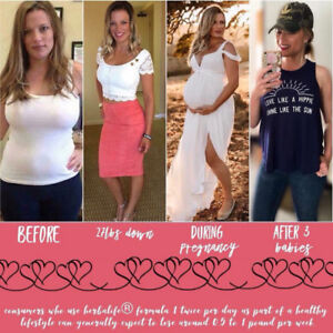 Lose the Baby Weight this spring