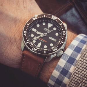 Seiko Diver's Watch - Men's