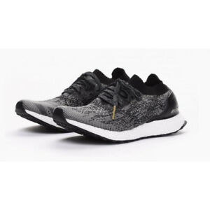 Brand New Adidas Uncaged Ultraboost - Dark Grey/Black - Size 9