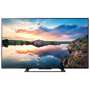 Sony tv KD55X720E 55in X720E Series 2160p 4K LED HDR Smart tv