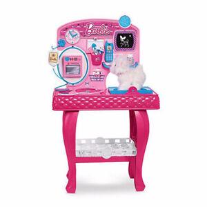 NEW:Barbie Pet Vet & Groomer Station(Reg. $89.99+tax=$101.69)-