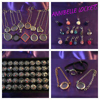 Annibelle Lockets fir Brides and Bridal Party