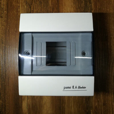 1pcs Power Distribution Box 2-4 Positions Plastic Waterproof 150 X 130 X 80mm