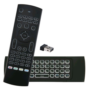 Android box PC etc backlit Remote