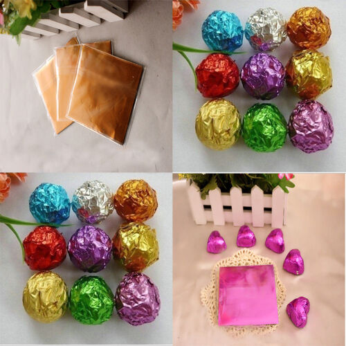 candy on paper