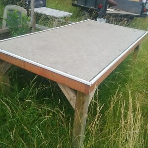4 x 8 Hobby or work Table