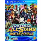 PlayStation All-Stars Battle Royale 2013 Video Games
