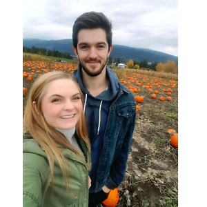 Couple looking for 1-2 bedroom suite