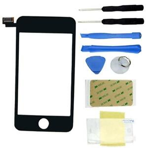 BRANDNEW FOR APPLE IPOD 2ND GEN AND 3RD 8GB TOUCH GLASS SCREEN DIGITIZER + TOOLS