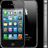 IPHONE 4S 16G FIDO COMME NEUF
