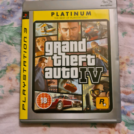 GTA 4 ON PS3