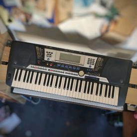 Yamaha Keyboard Portatone PSR-540