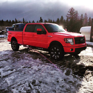2013 Ford F-150 Fx4. $$34000$$