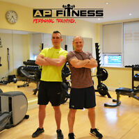 TRAIN WITH OTTAWA AREA PERSONAL TRAINER ALEC PART ON BANK