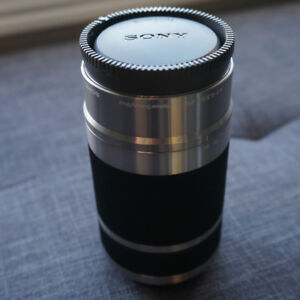 Sony E-mount 55-210mm F4.5-6.3 OSS Lens