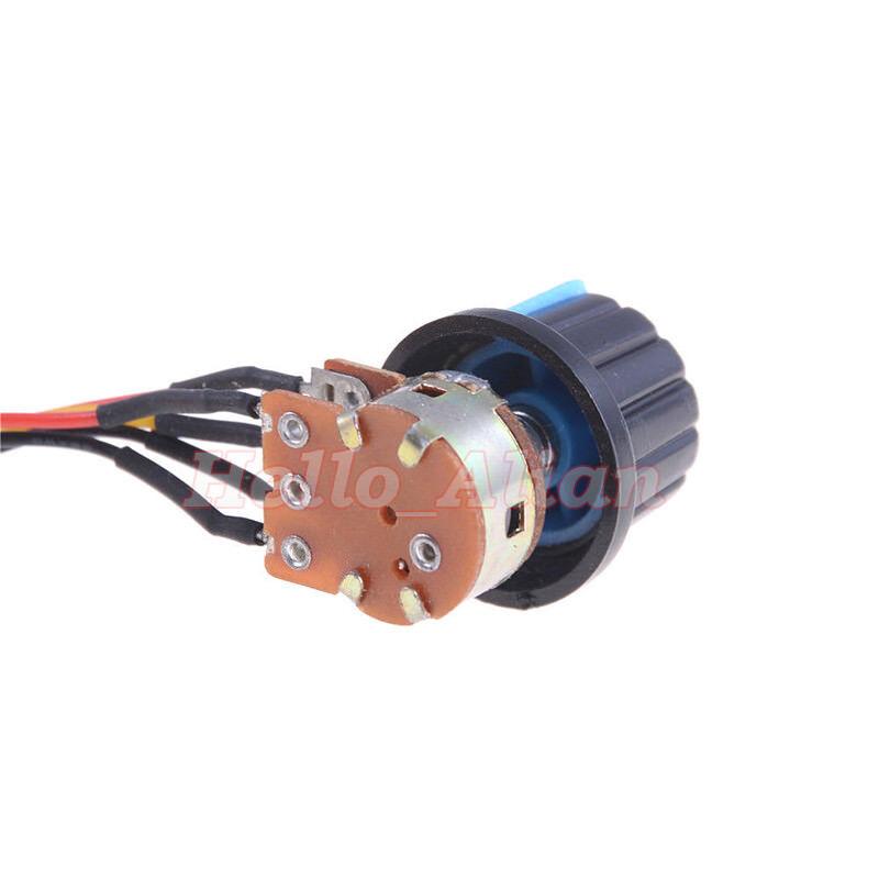 1M OHM Linear Dual Taper Rotary Potentiometers B1M 1MB POT ALPHA