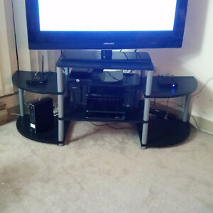 TV and tv stand - moving sale