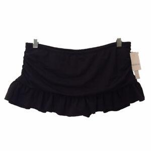 Skirt swim bottoms NEW size 10